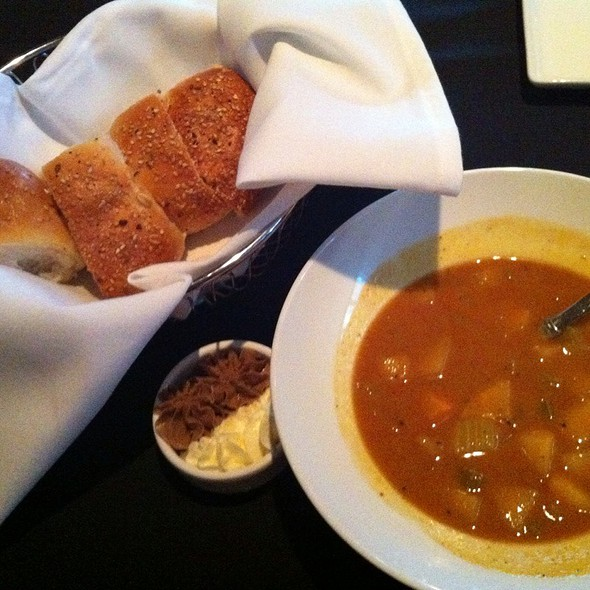 soup & bread - Gaslight Grill, Leawood, KS