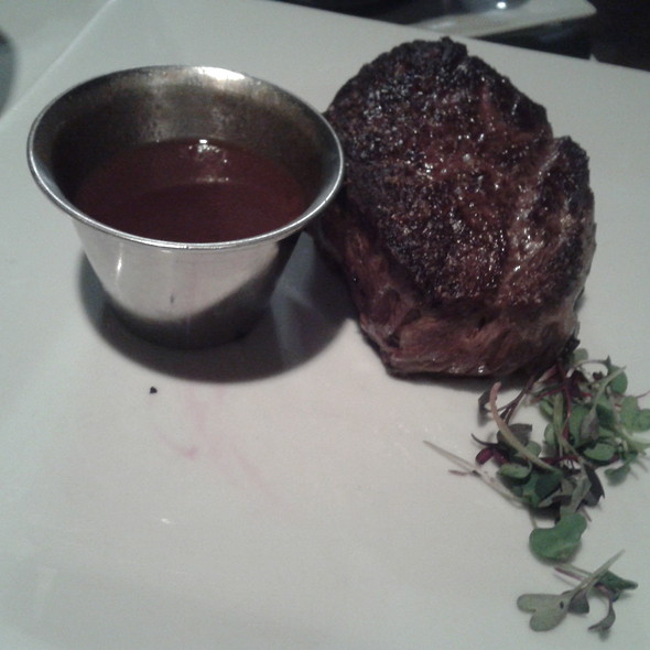 Prime Bistro Barrel Cut Rib Eye Steak - The Greenfield Restaurant, Lancaster, PA