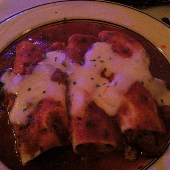 Canneloni - Mimmas Cafe, Milwaukee, WI