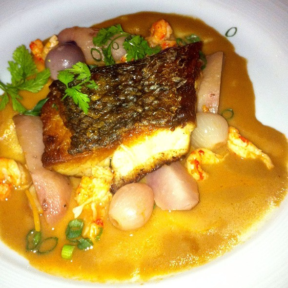 Striped Bass - Art and Soul, Washington, DC