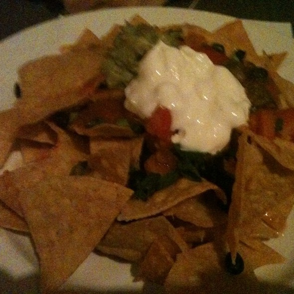 Nachos - World Cafe Live, Philadelphia, PA