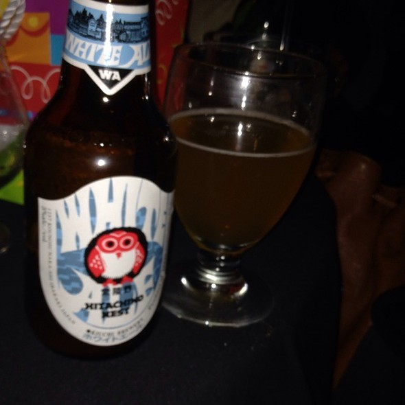 Hitachino White Ale - Cliff Bell's, Detroit, MI