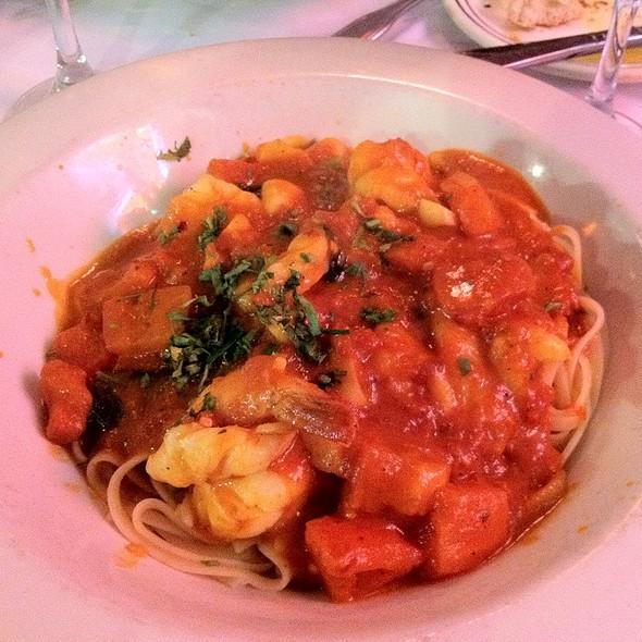Shrimp Fra Diavlo - Cafe Daniello's, New York, NY