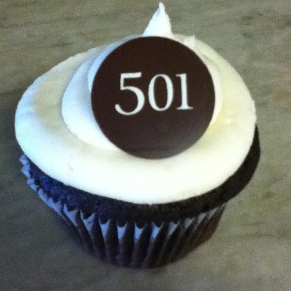 Cupcake - Cafe 501 - Edmond, Edmond, OK