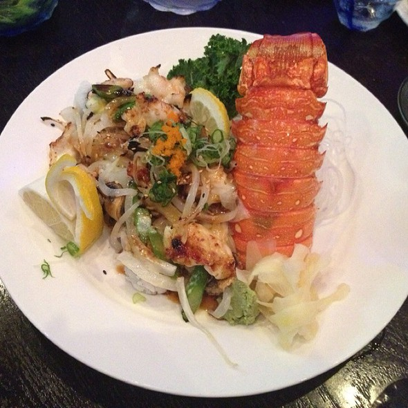 Baked Lobster Roll - O Fine Japanese Cuisine - Laguna Beach, Laguna Beach, CA