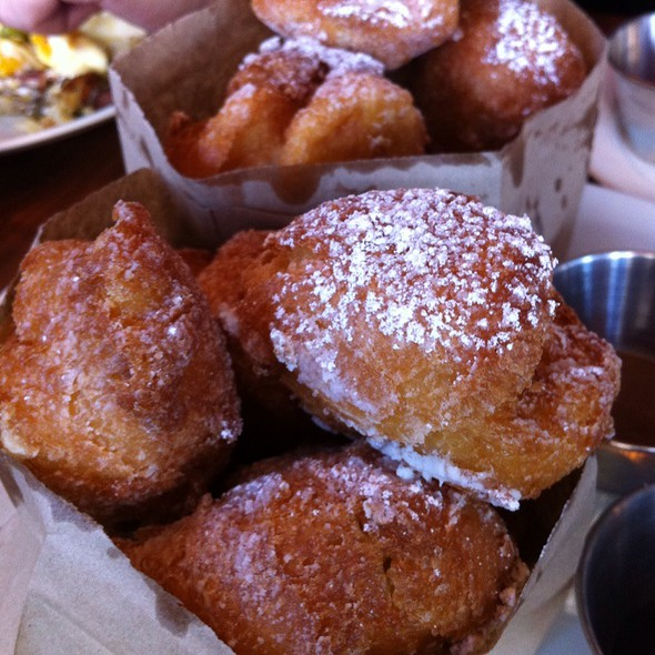 Beignets - Founding Farmers - DC, Washington, DC