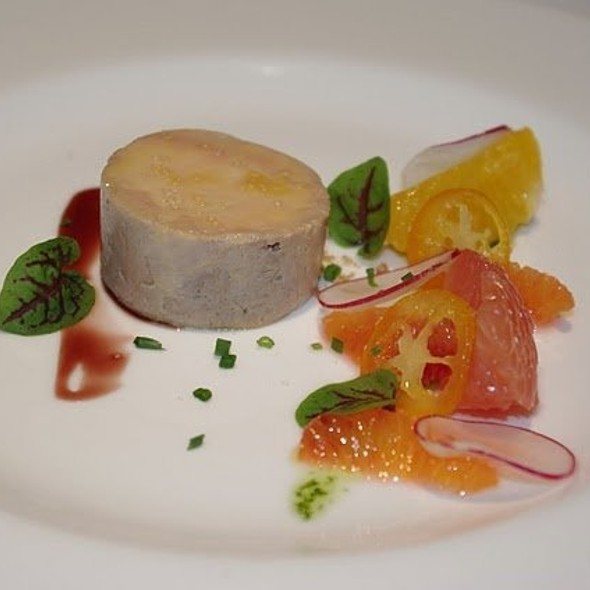 Foie Gras Torchon With Winter Citrus - Michael's, New York, NY