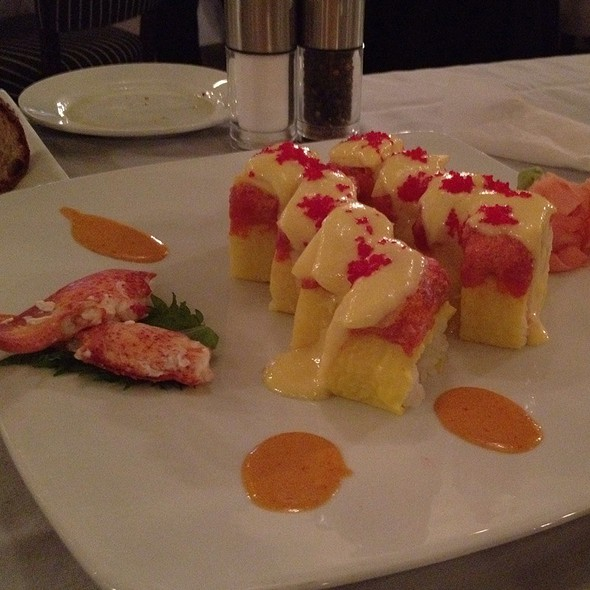 Mexican Roll - Blackstone Steakhouse, Melville, NY