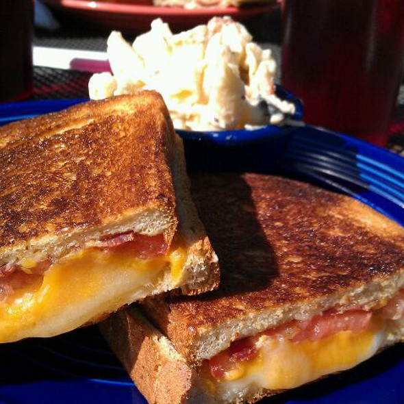 Grilled Cheese - Ryan's Restaurant, Winston-Salem, NC