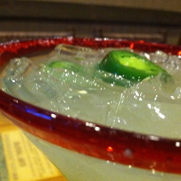 Hb Margarita - Pete's Sunset Grille, Huntington Beach, CA
