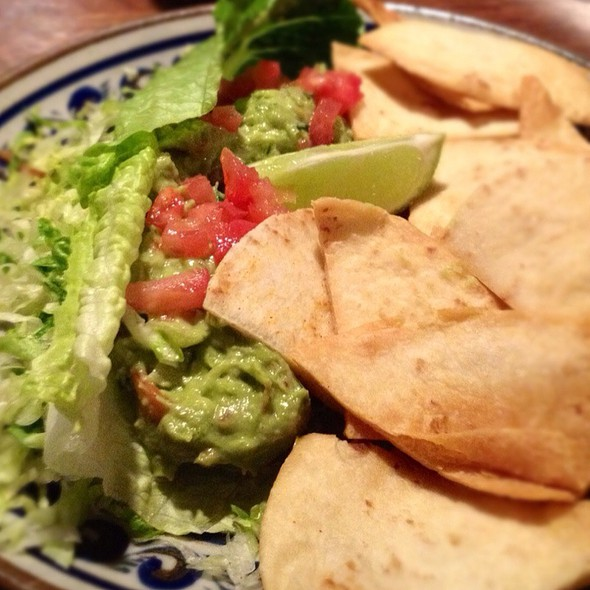 Guacamole and Chips - Mi Casa Mexican Restaurant, Breckenridge, CO
