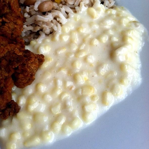 Cream Corn - The Farmhouse, Palmetto, GA