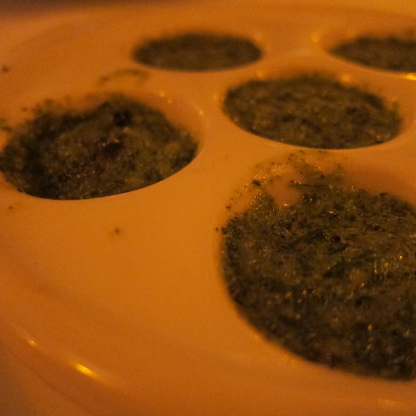 Escargot - Chapeau, San Francisco, CA