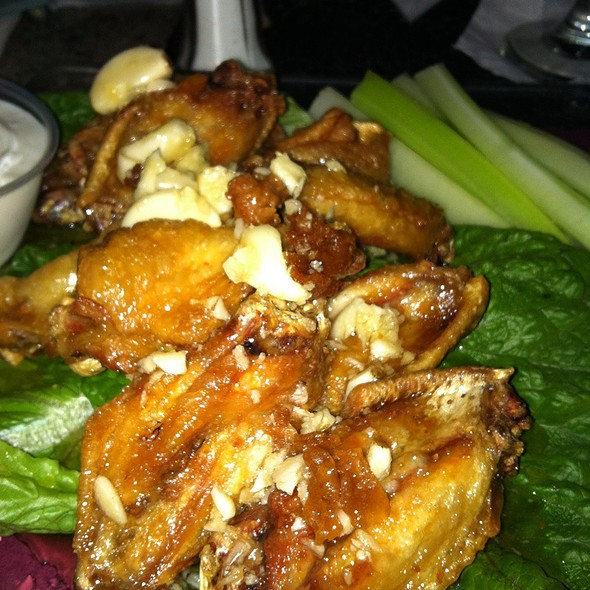 Chicken Wings - Fishtales Restaurant & Nightclub, Fort Lauderdale, FL