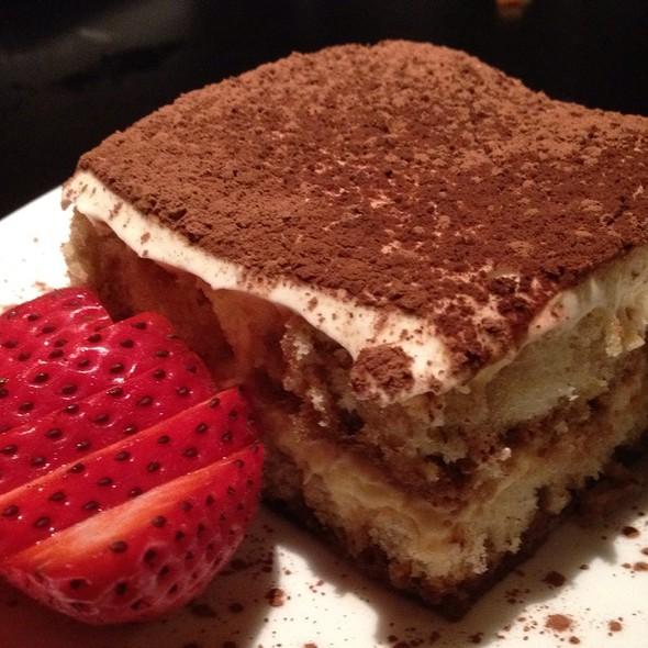 Tiramisu Cake - Zen Restaurant - Alameda, Alameda, CA