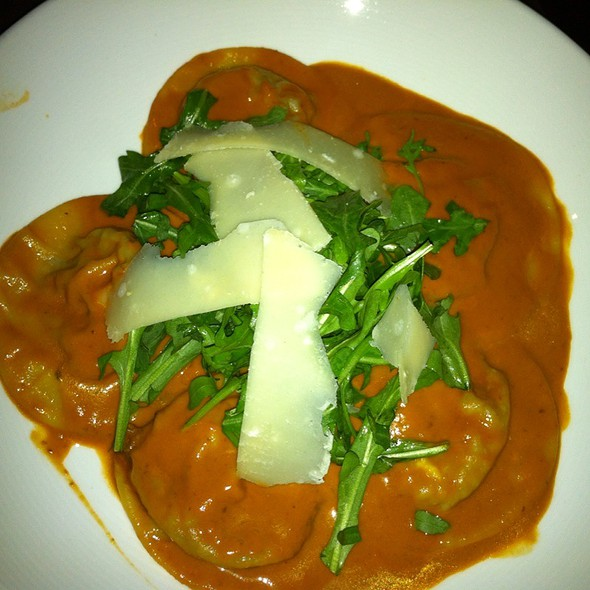 Braised Short Ribs Ravioli - Purple Cafe and Wine Bar - Woodinville, Woodinville, WA
