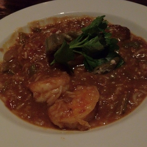 Gumbo - Wood & Vine, Hollywood, CA