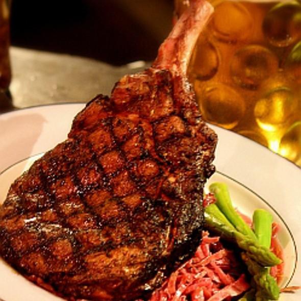 Cowboy Steak - Kurt's Bistro, Duluth, GA