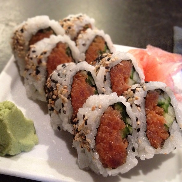 Spicy Tuna Rolls - Nara - Kansas City, Kansas City, MO