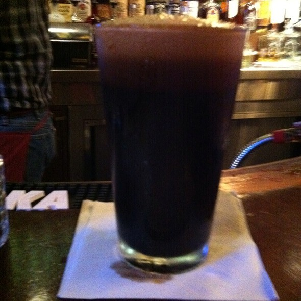 Brooklyn Chocolate Stout - Virgil's Real BBQ - New York City, New York, NY