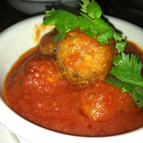 Lamb Meatballs - The Smile, New York, NY