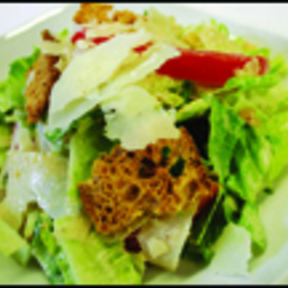 Caesar Salad - Yardley Inn Restaurant and Bar, Yardley, PA