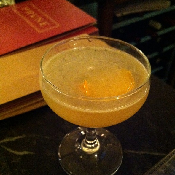 Corpse Reviver #2 - Prune, New York, NY