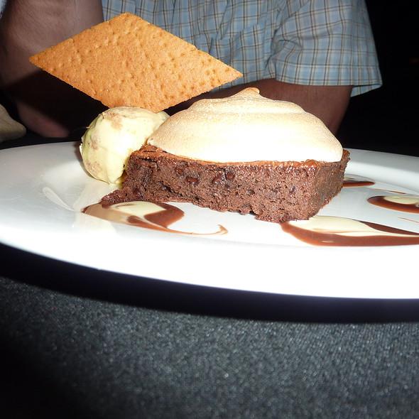 S'mores brownie - Yamashiro, Hollywood, CA