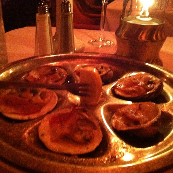 Clams Casino - Sea Catch, Washington, DC