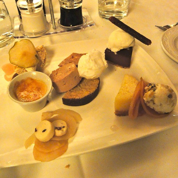 Dessert Platter - Inn on the Twenty, Jordan, ON