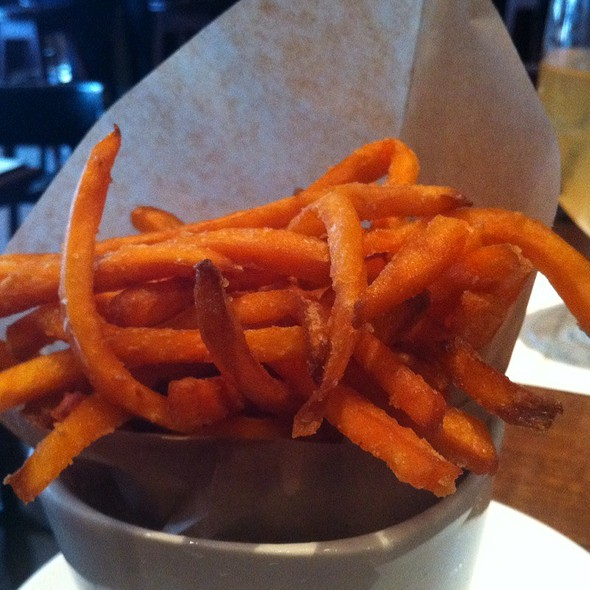 Sweet potato fries - The Hamilton, Washington, DC