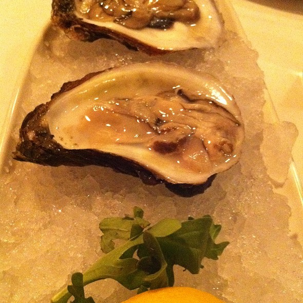 Oysters - Bistecca, Washington, PA