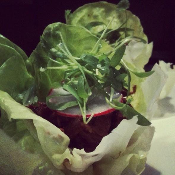 Short Rib Lettuce Wraps - Grouse Mountain Grill, Beaver Creek, CO