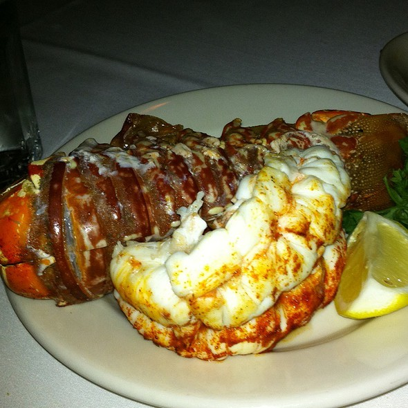 Australian Rock Lobster Tail - Morton's The Steakhouse - Troy, Troy, MI