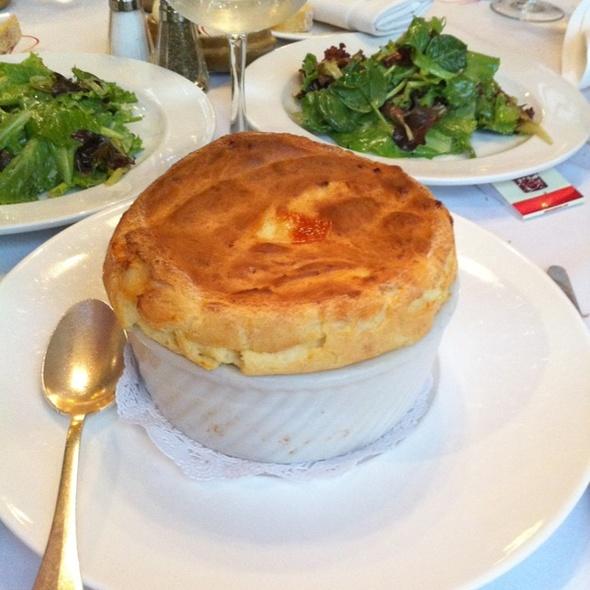 Cheese Souffle - Orsay, New York, NY