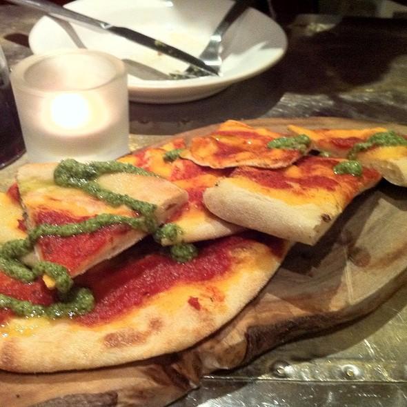 Tomato And Pesto Bread - Zizzi - Brighton, Brighton, East Sussex