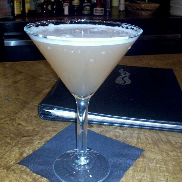 French Vanilla Martini - Fire & Vine, Virginia Beach, VA