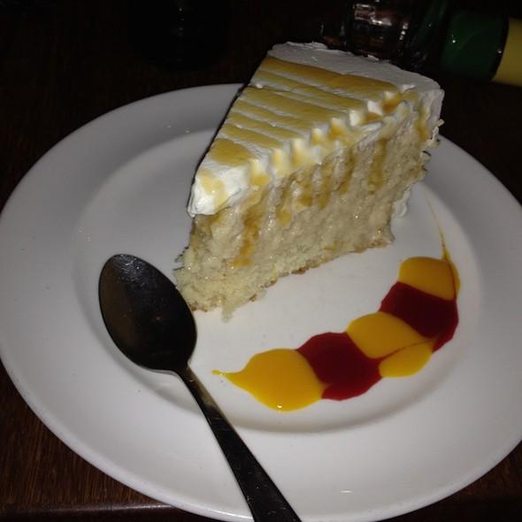 Tres Leche Cake - Bolero, Calgary, AB