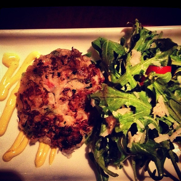 Dungeness Crab Cakes - Pine Tavern Restaurant, Bend, OR
