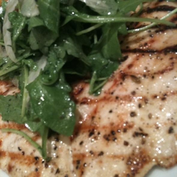 Chicken Paillard - Cucina & Co. - Rockefeller Center, New York, NY