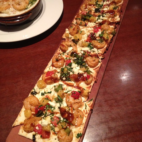Flatbread (Spicy Chipotle Shrimp) - Seasons 52 - Phoenix, Phoenix, AZ