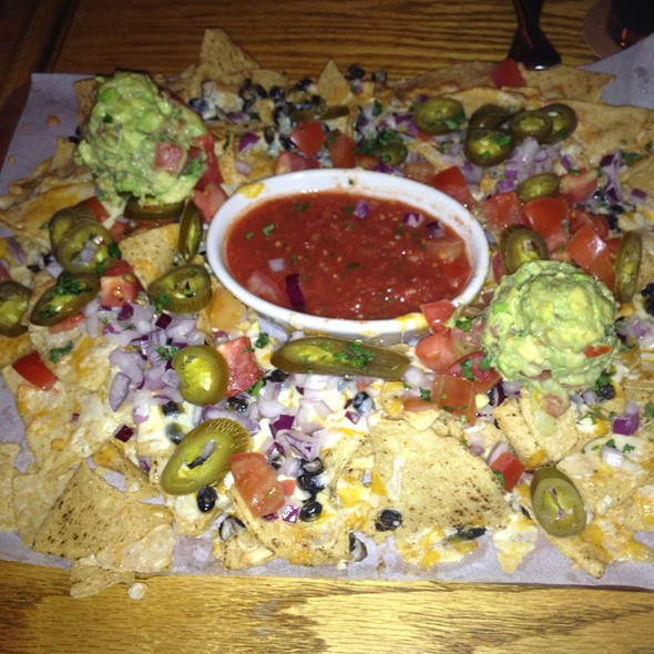 Brewery Nachos - Rock Bottom Brewery Restaurant - Indianapolis, Indianapolis, IN