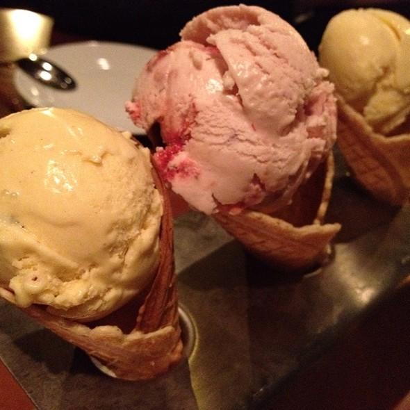 Local Ice Cream Trio - Washington Place, Cleveland, OH