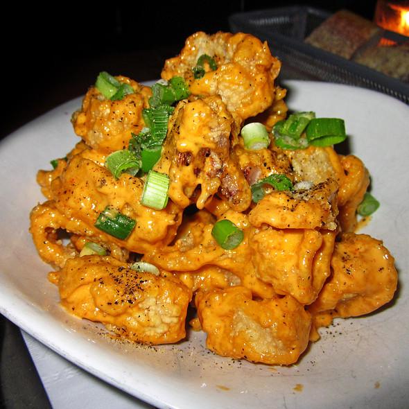 Fried Calamari - Tre, New York, NY