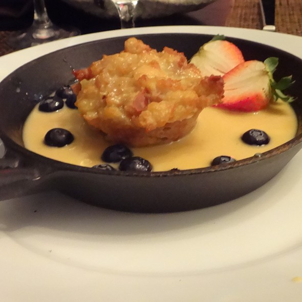 Bread Pudding - Tallulah Crafted Food and Wine Bar at Renaissance Baton Rouge, Baton Rouge, LA
