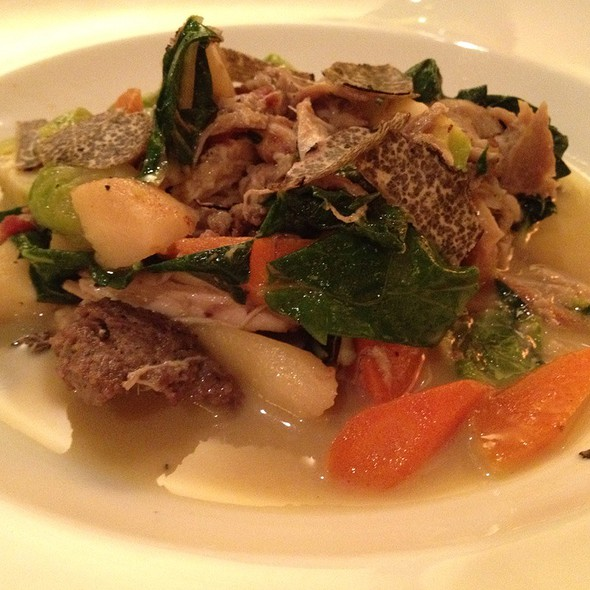 Rabbit Fricassee - Marche, Eugene, OR