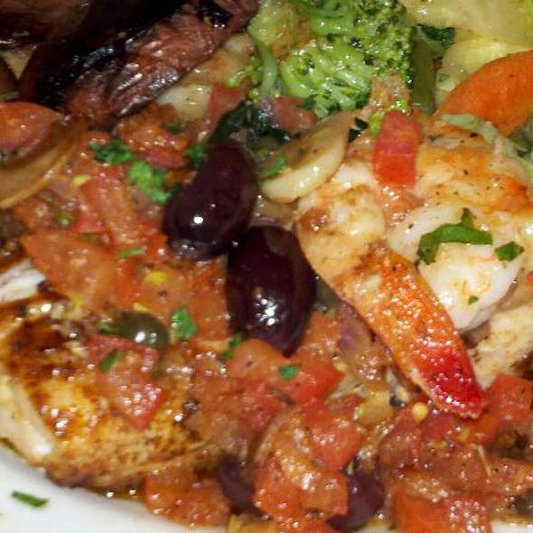 Cajun Mahi Mahi - Pescatores Restaurant, Glen Mills, PA