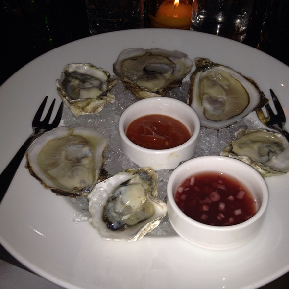 Bluepoint Oysters - Roxy Bar, New York, NY