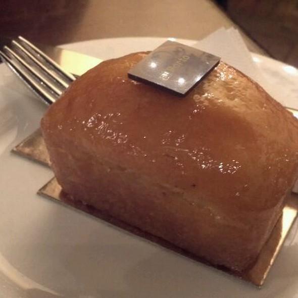 Lemon Cake - Al Porto Ristorante, Vancouver, BC