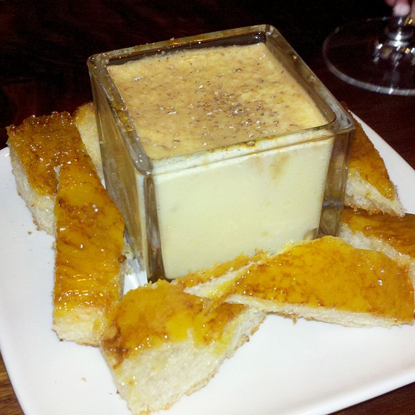 Kaya Toast - ChoLon Modern Asian, Denver, CO